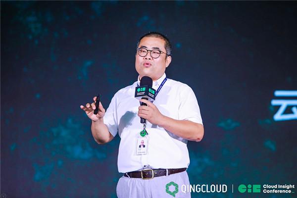 马志强:五大特色打造青云SD-WAN产品核心优势