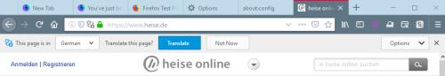 以前的不好用?Firefox浏览器转投谷歌翻译