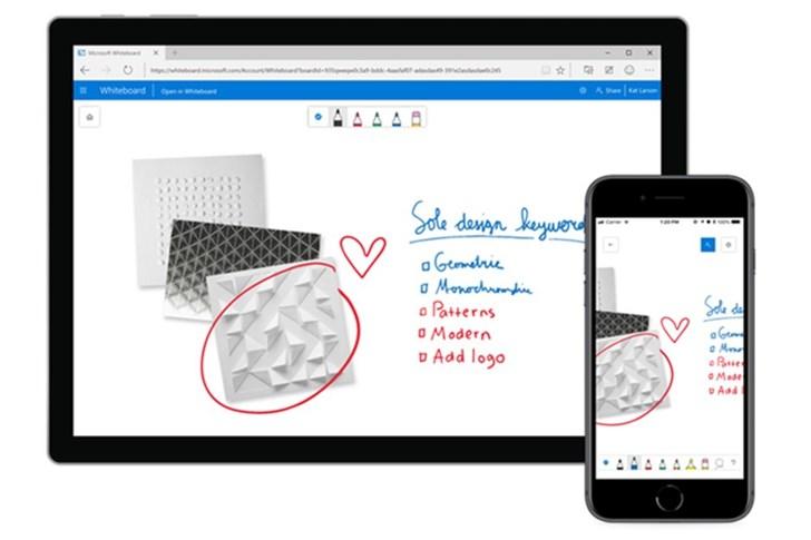 微软Whiteboard白板App iOS版正式发布下载
