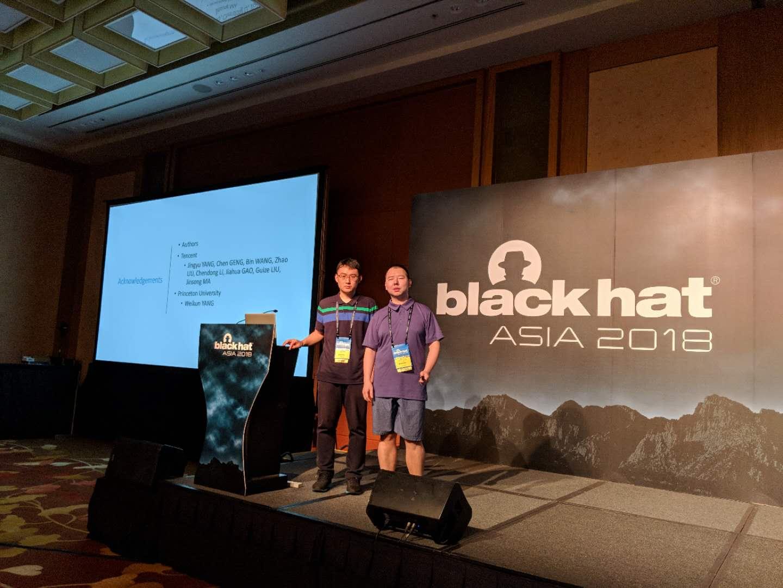 Black Hat Asia 2018特别推荐议题:腾讯安全反病毒实验室揭秘新型loT攻击