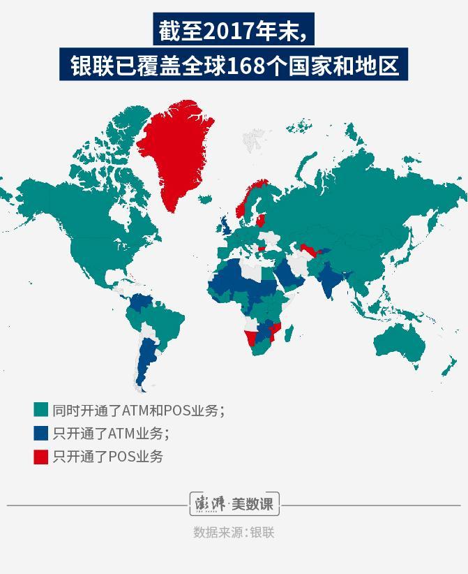 国际化推进多年 银联为何还是难打开外国人的钱包