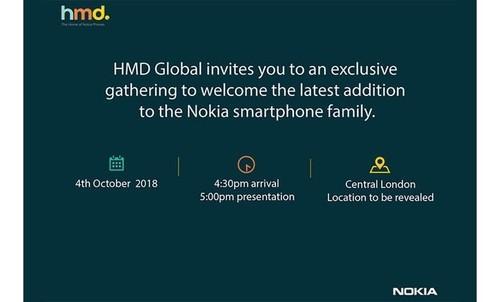 HMD三款新机或到来 包括5颗摄像头的Nokia 9