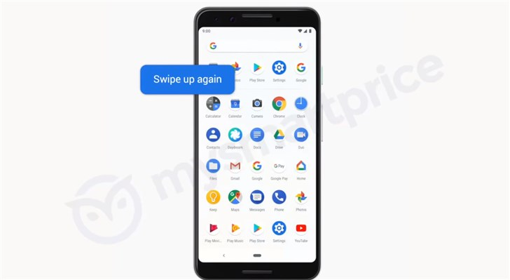 谷歌Pixel 3宣传视频曝光:无刘海 安卓9.0 Pie清爽操作