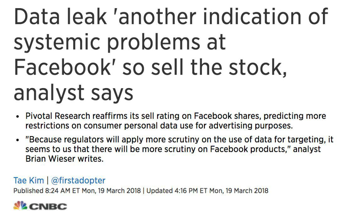 5000万用户数据被盗!它能解决让Facebook头疼的问题?