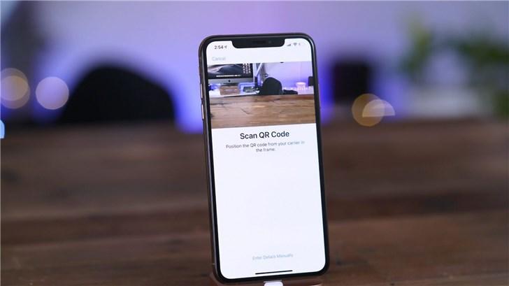 苹果iOS 12.1Beta开启eSIM功能 但iPhone用户仍需等待