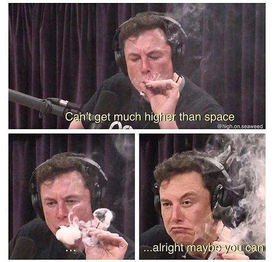 SpaceX二把手称马斯克言行不影响业务,依然清醒能干