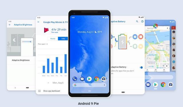 "Android 9 Pie正式上线 ""馅饼""的新功能哪个是你的菜?"