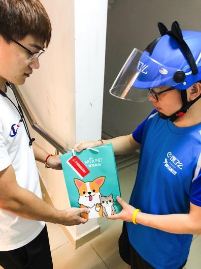 天猫&饿了么推出宠物外卖服务 上海猫咪成为全国首批用户