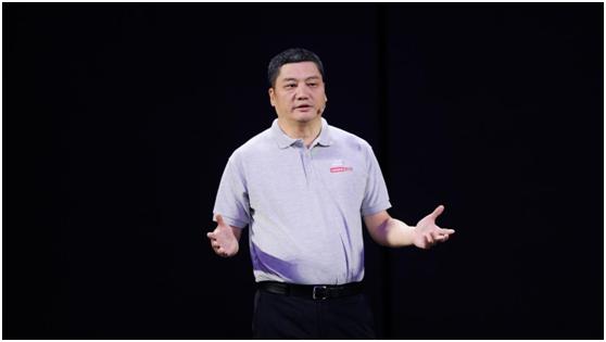贾朝晖首谈联想智能办公全景图定义第一代智能PC