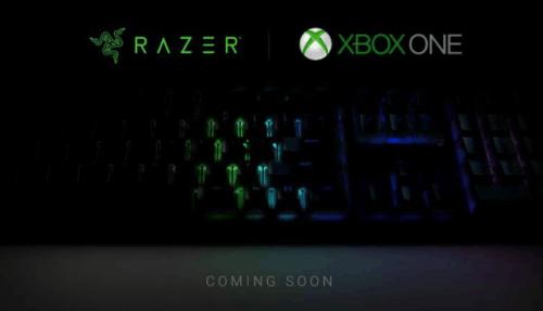 全新方式:微软与雷蛇合作 推Xbox One新功能