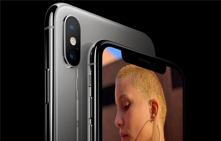 打造真全面屏?苹果有绝招:黑镜头让刘海完美隐身