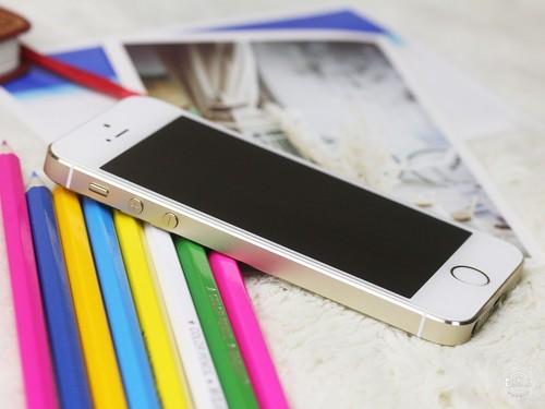 图片为iPhone 5s