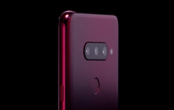10月4日发布:LG新机V40 ThinQ宣传视频曝光 确认五摄