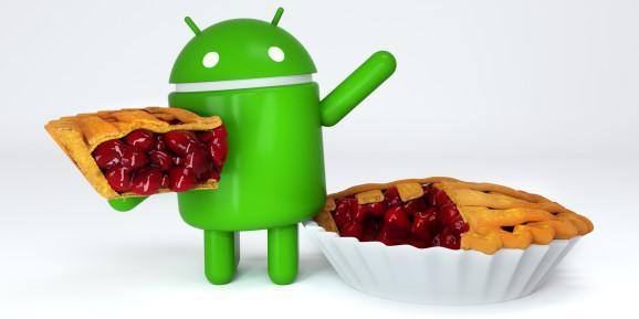 """安卓9.0正式定名""""安卓派"""" Pixel手机已获得更新"""