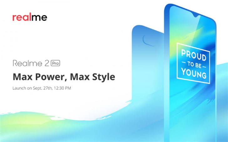 Realme 2 Pro下午三点正式亮相印度:配置大量曝光