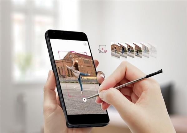 LG再发新机 LG Stylo 4+主打手写功能