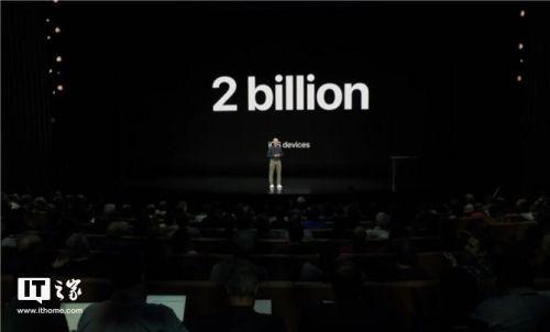 库克:搭载苹果iOS系统设备已达20亿部