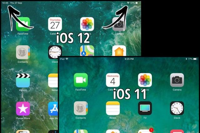 iOS 12告诉我们未来的iPad到底长啥样