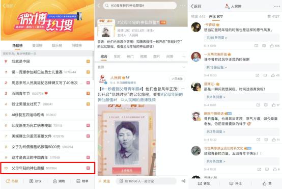 """腾讯微视""""你好·青春""""H5刷屏:一场数亿人的青春回首之旅"""