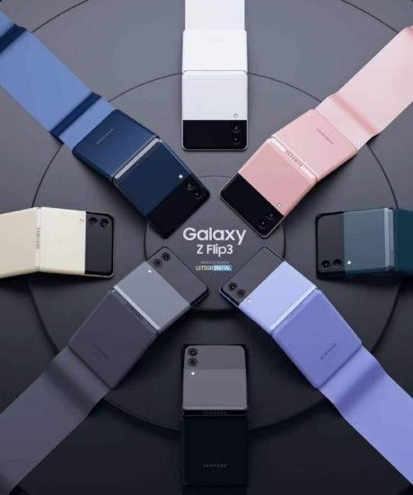 爱回收科技资讯:Galaxy Z Fold 3Galaxy宣传海报官方发布