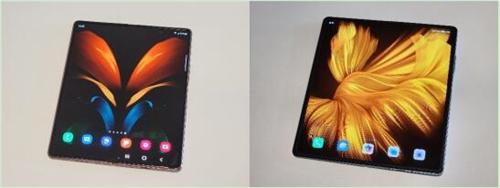 三星Galaxy Z Fold2 5G与华为Mate X2上手体验 创新才能致胜