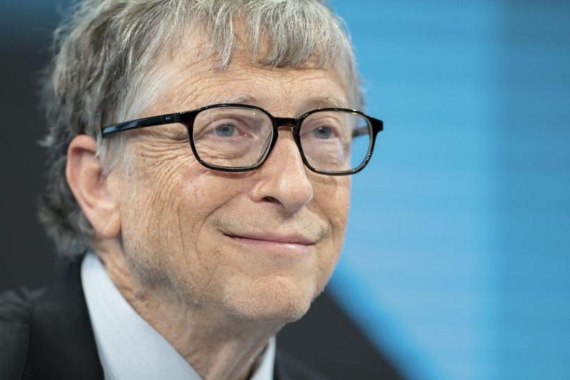 微软联合创始人比尔・盖茨与梅琳达・盖茨离婚