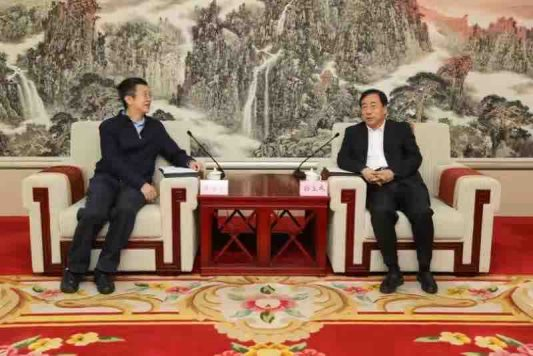济南,百度来了,CTO王海峰:为济南打造工业强市提供AI技术支撑