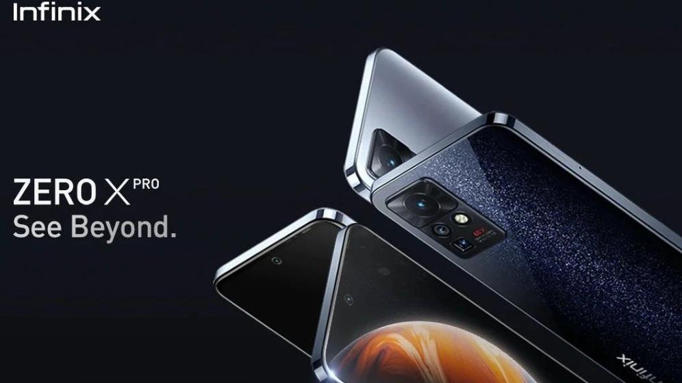 传音 Infinix ZERO X Pro 正式发布:联发科 G95+120Hz AMOLED 屏