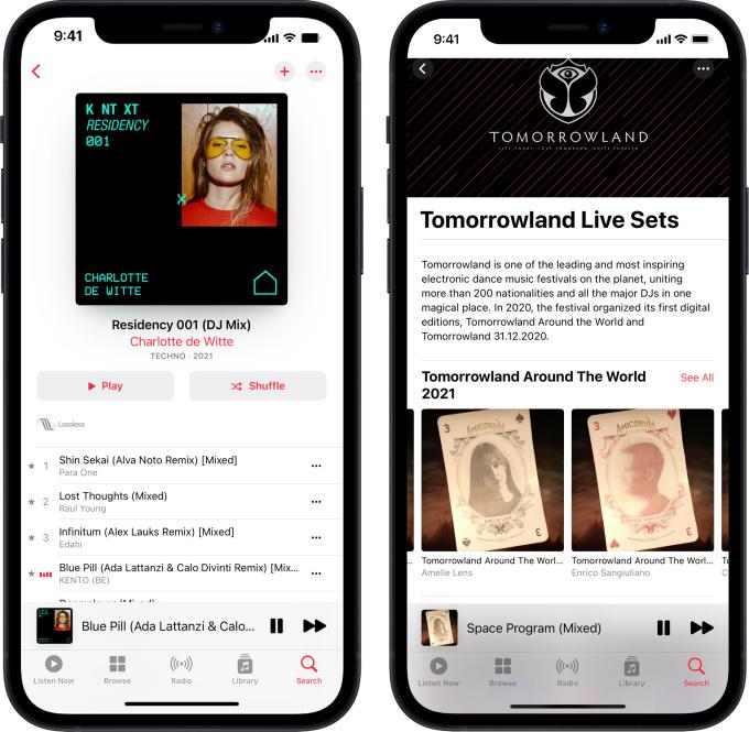 苹果 Apple Music 将使用算法保证音乐家权益,可从他人混音作品中获得分成