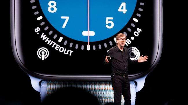苹果任命新任汽车项目主管,Apple Watch 软件负责人上位